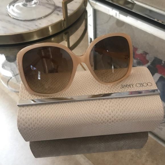 b03a5bed176 Jimmy Choo Accessories - Jimmy Choo sunglasses